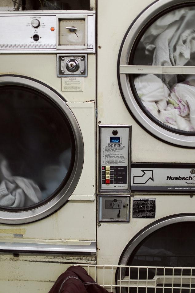 Washing machine legend